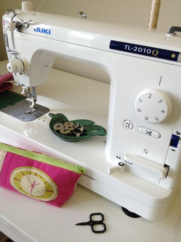 Sewing Machine Talk